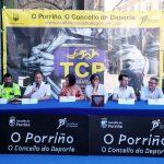Presentación VI Tríatlon Concello do Porriño 2019